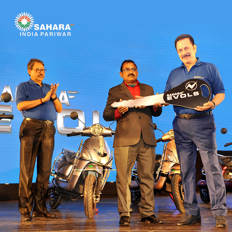 Sahara India E Bike Launch